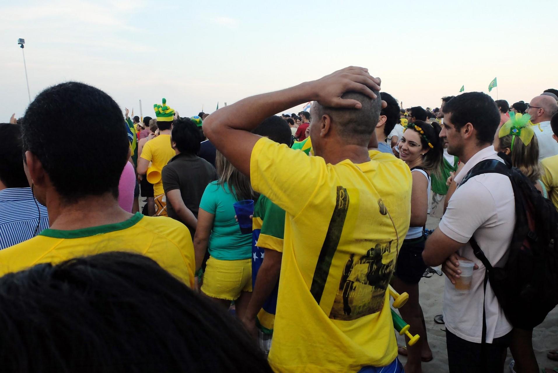 Brasil organiza este Mundial para ganarlo. Cualquier otro resultado será un fracaso.