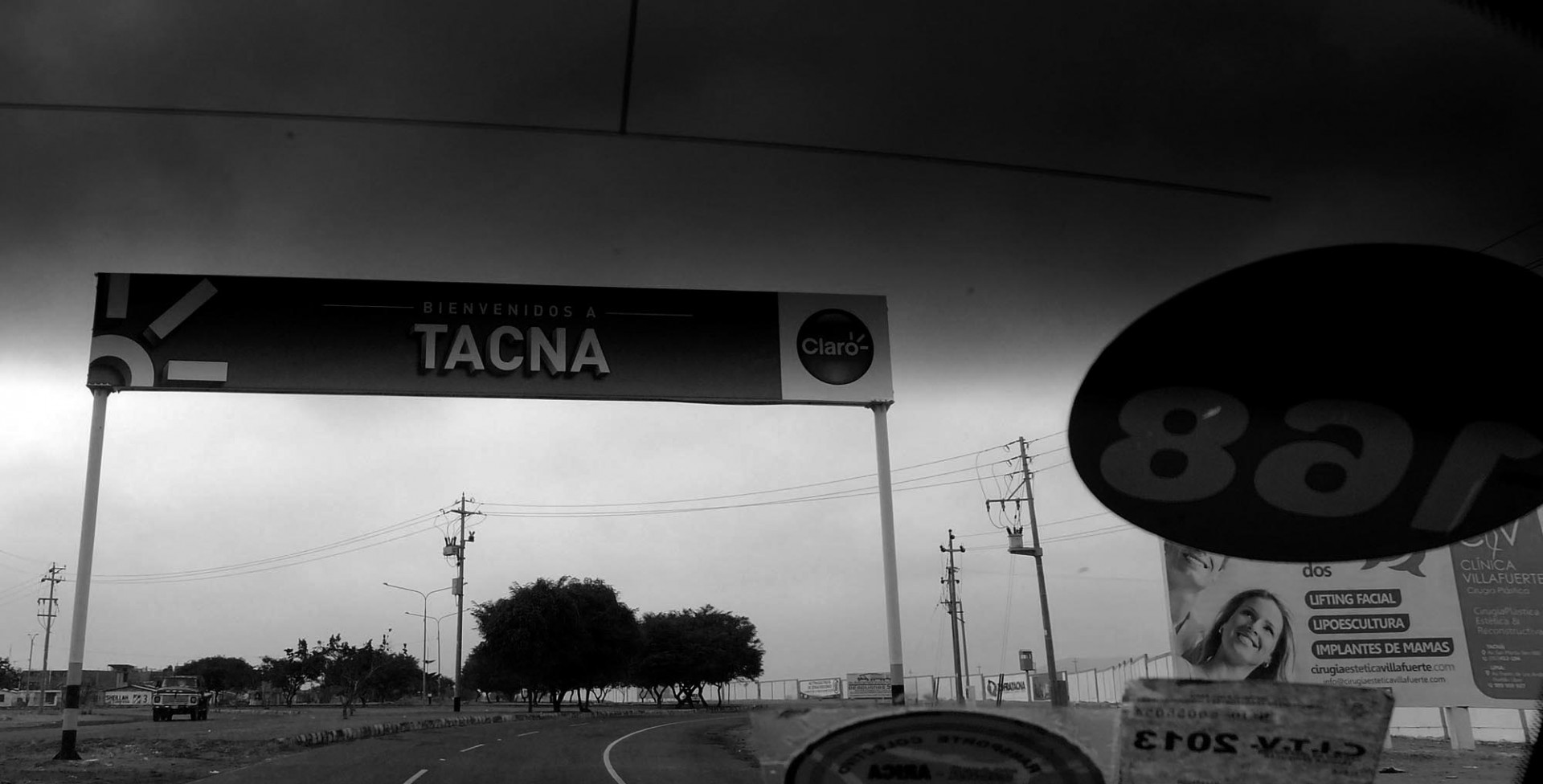 Welcome Tacna