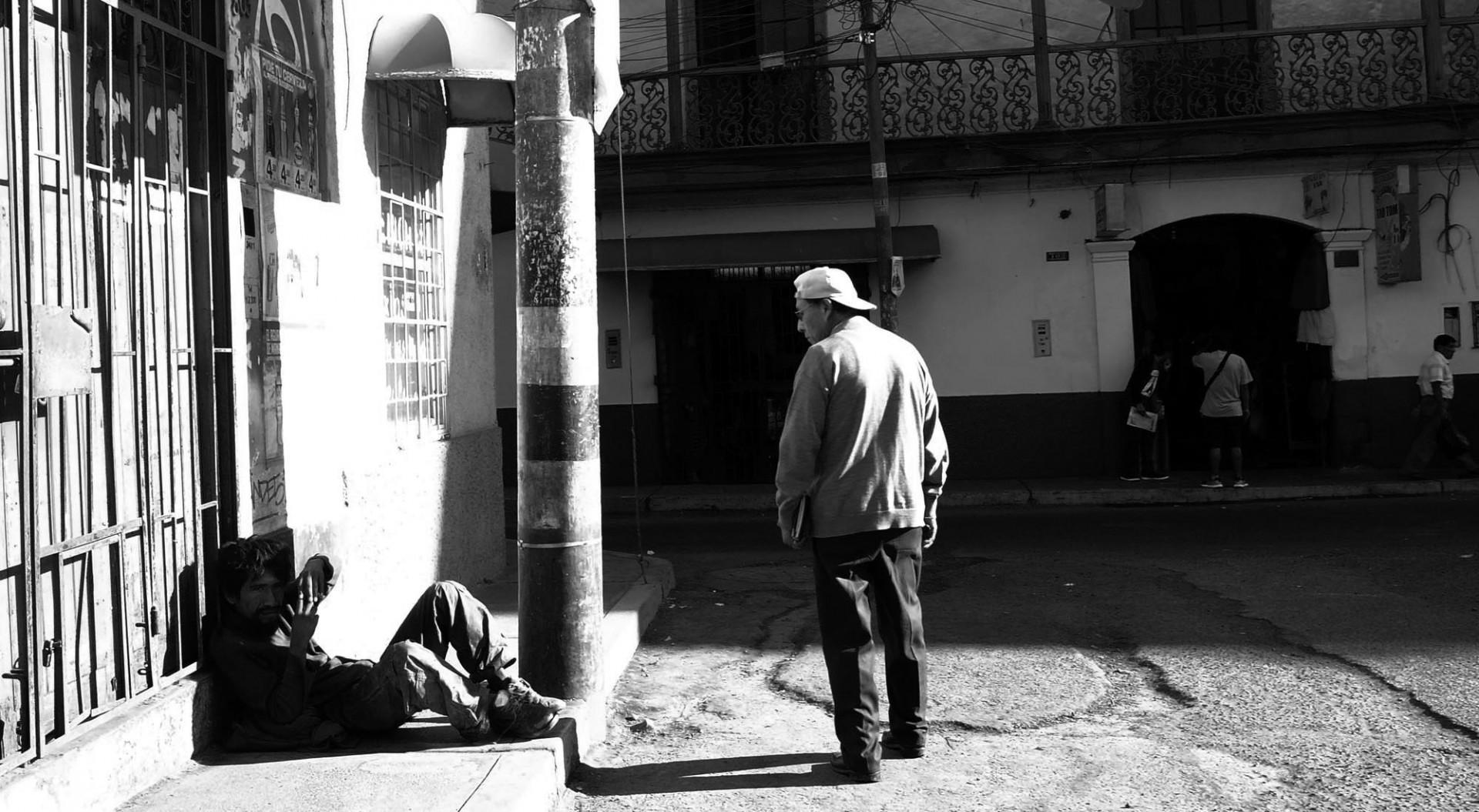 La economía luce dinámica, pero al igual que en todo Latinoamérica, la pobreza se asoma.