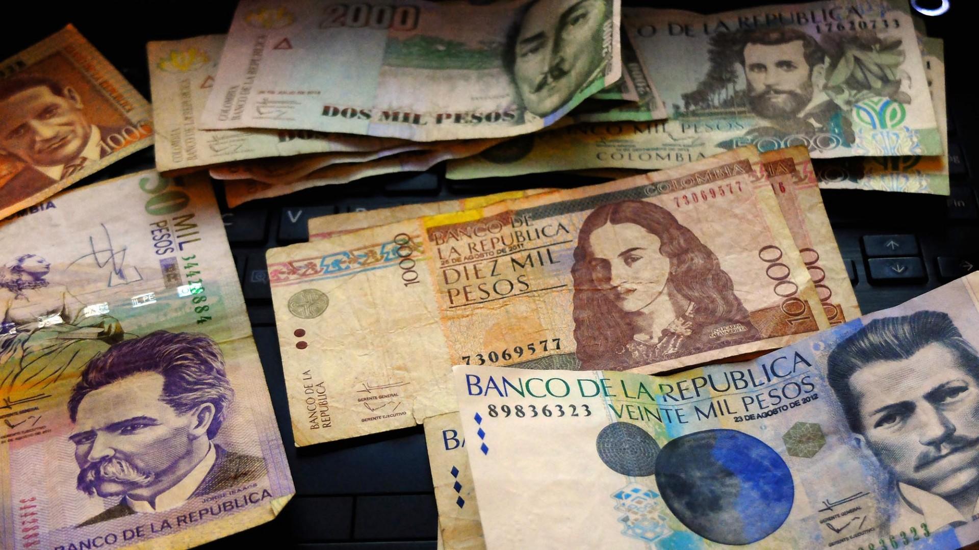Los rostros de la historia colombiana habitan en sus numerosos billetes.