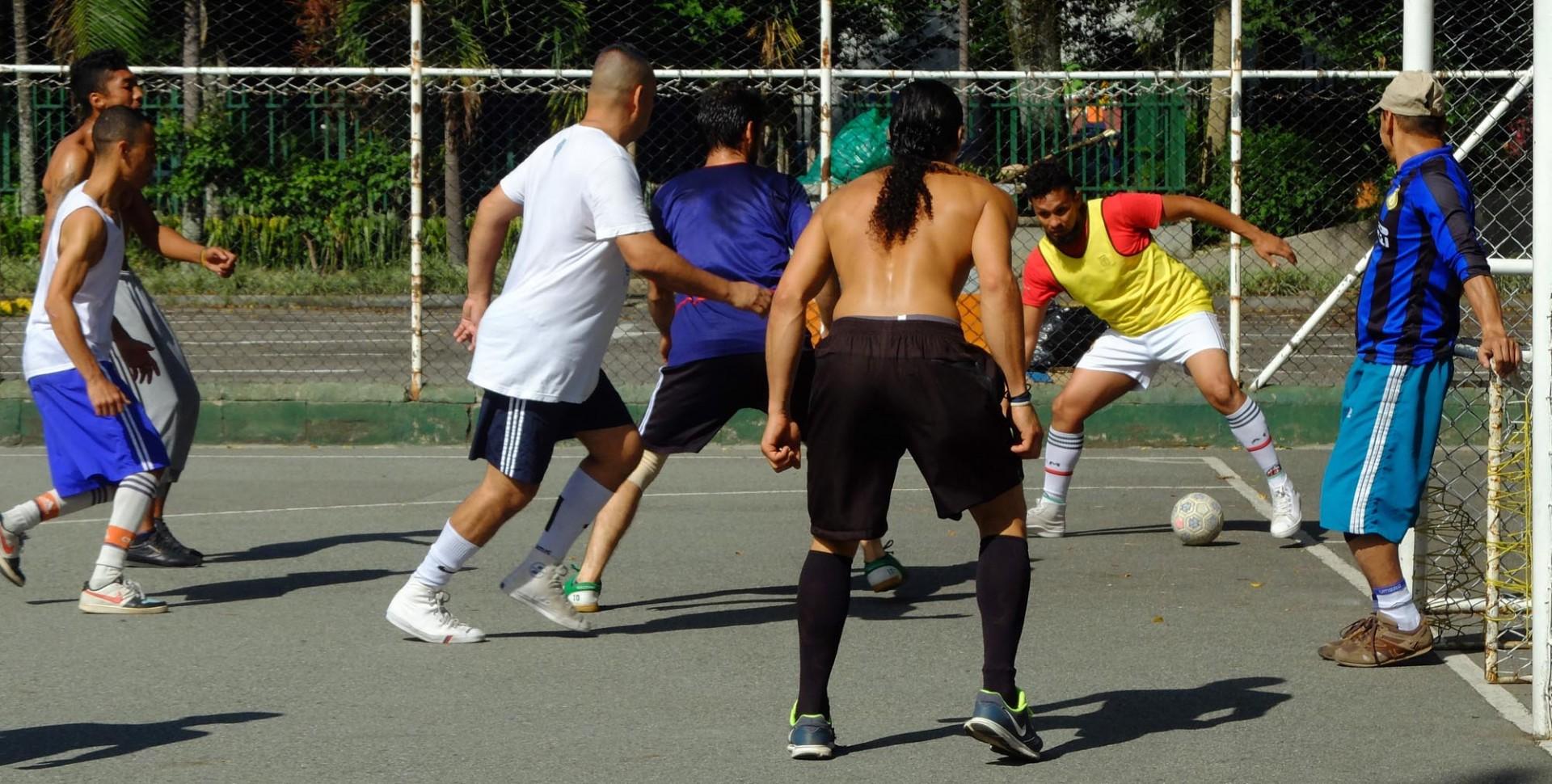 El deporte interesa a los colombianos de Medellín.