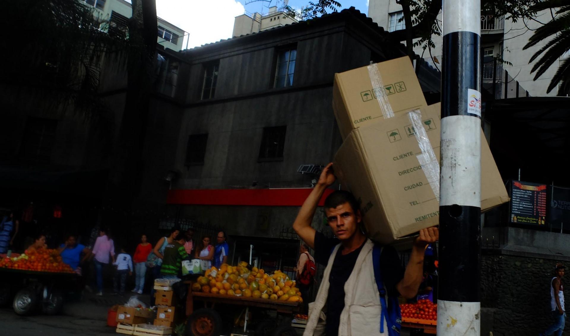 Medellín es el segundo centro económico más importante de Colombia.